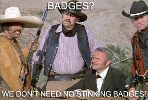 Blazing Saddles - 50 of the funniest movie quotes ever http://www ...