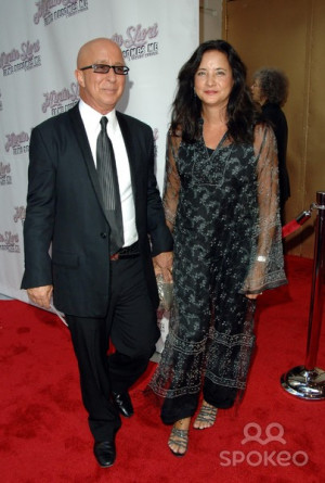 Paul Shaffer Wife