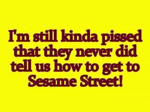 sesame streets