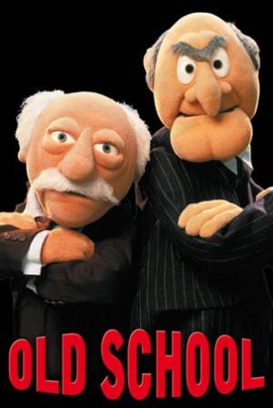 muppet old men