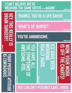 Give a High Five for Nurses and Hospital Week