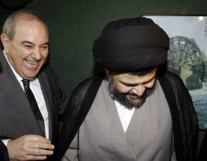 Iyad Allawi before a meeting in Damascus July 19 2010 REUTERS Khaled