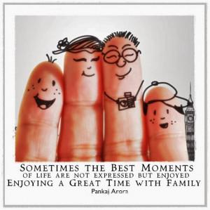 ... but enjoyed enjoying a great time with family pankaj arora http