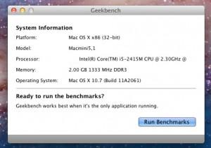 Apple 39 s Sandy Bridge Based Mac Mini Review