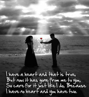 Love and romance :: Poems and quotes ::