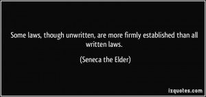 More Seneca the Elder Quotes