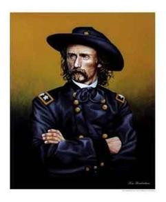 george custer my person for my i am project is george armstrong custer ...