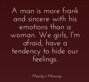 Monroe Quotes about True Love and Fashion for Women