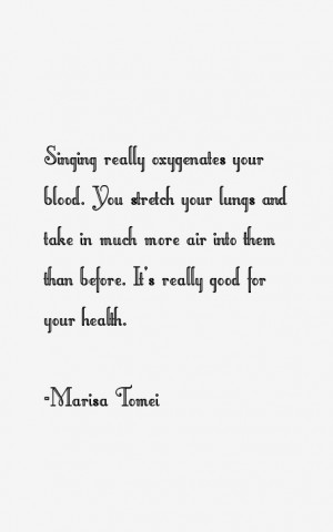 Marisa Tomei Quotes amp Sayings