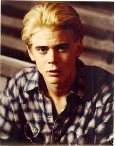 Ponyboy Curtis- main character from the Outsiders