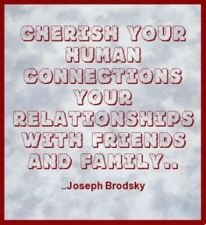 Cherish Family And Friendship Quotes http://www.pinterest.com/pin ...