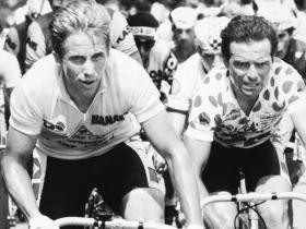 Greg LeMond ~