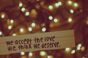 quote, the perks of being a wallflower
