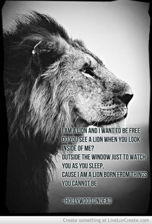 Am A Lion