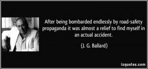 More J. G. Ballard Quotes
