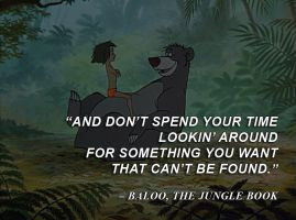 Disney Quotes The-jungle-book 9 months ago in Other