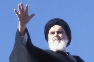 he never held an official political title, Ayatullah Ruhullah Khomeini ...