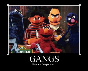 Does anyone know the date of Gang rush? I'm looking to join a gang ...