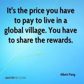Quotes About Life And Its A Village Quotesgram