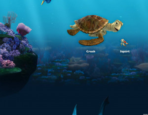 Crush and Squirt, Crush and Squirt are part of the turtle gang who ...
