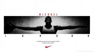 Michael Jordan Quote Nike HD Wallpaper