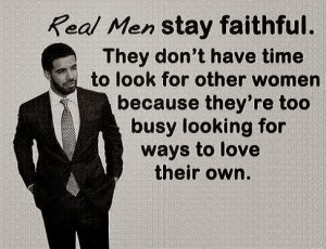 ... women because they're too busy looking for ways to love their own