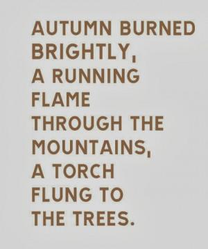 Simple Autumn Art {Nest Feathering}