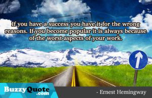 Success Quotes by BuzzyQuote
