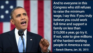 President Obama made some pretty bold statements in his 2015 State of ...