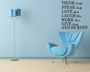 Free-Shipping-Modern-Home-Wall-stickers-Black-Beautiful-Life-Quotes ...