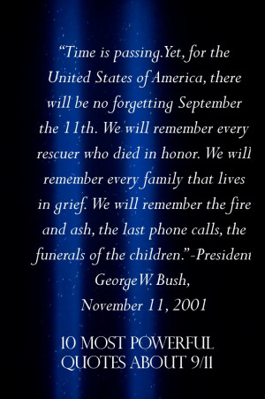 10 Most Powerful Quotes about 9/119 11, Brave Men, Memories Quotes ...