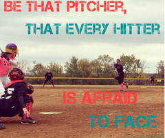 Softball Pitcher Quotes