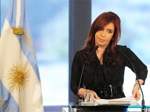 Cristina Kirchner Candidata