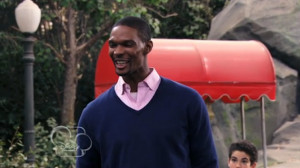 Chris Bosh Will Appear On The Disney Channel Show JESSIE , And If You ...