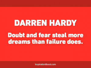 Darren Hardy Inspiring Quotes