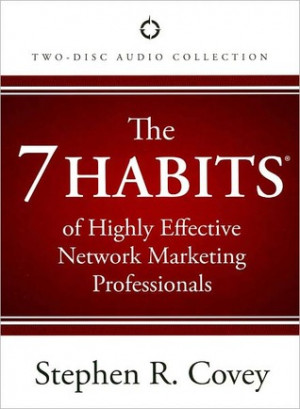 "... Highly Effective Network Marketing Professionals"" as Want to Read"