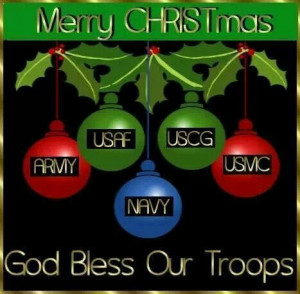 God bless our troops!!!