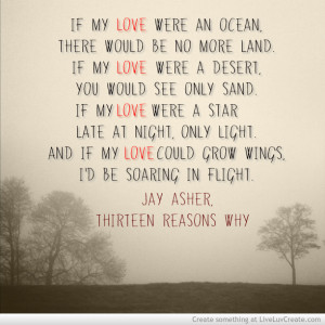 Thirteen Reasons Why Quotes
