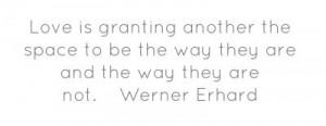 Werner Erhard #quote