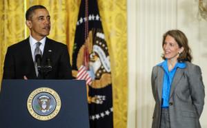 president barack obama and sylvia mathews burwell burwell