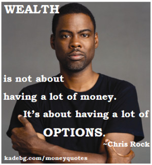 Chris Rock Funny Quotes