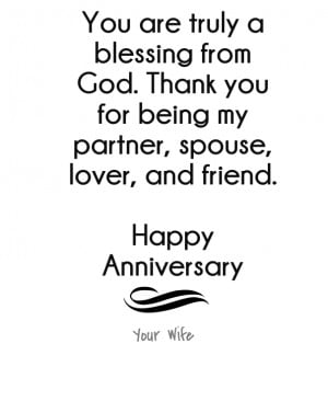 Unique Wedding Anniversary Quotes to Wish your Husband: