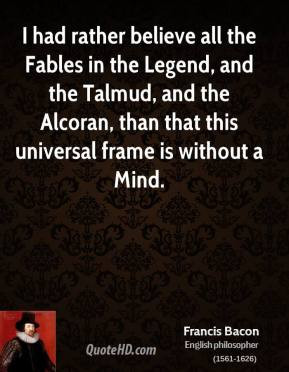 Fables Quotes