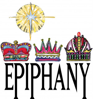 Epiphany - A Note from Pastor Fred