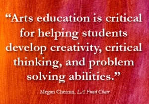 arts education quotes