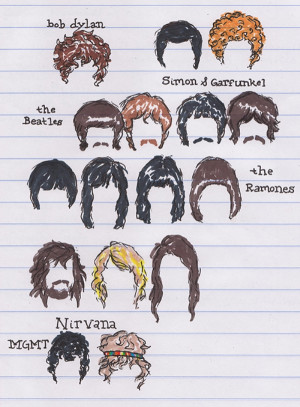 ... . what's your favorite band hair? i'd have to go with zeppelin