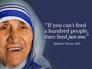 Mother Teresa Quotes HD Wallpaper 3