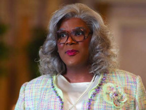 Tyler Perry As Madea Tyler perry stars as madea in