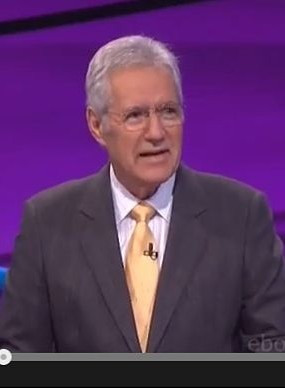 Alex Trebek quotes rap lyrics on 'Jeopardy!' and it's pretty funny