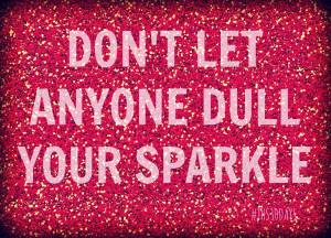 Add comments Tagged with: glitter , sparkle